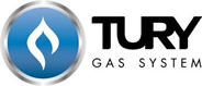 TURY GAS SYSTEM